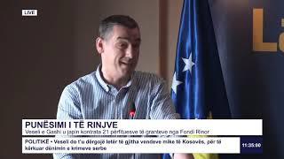 RTK3 Drejtpërdrejt - Punësimi i të rinjve 19.04.2019
