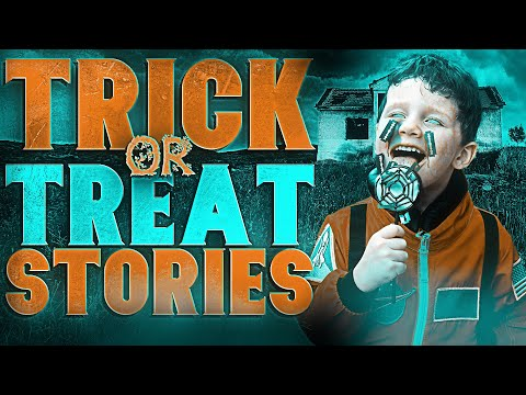 6 True Scary Trick OR Treat Halloween Stories