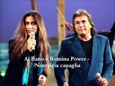 "al bano & romina - ""nostalgia canaglia"" - hd"