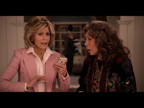 """Grace & Frankie Season 6 Episodes 5 & 6 """"The Confessions; The Bad Hearer"""" 
