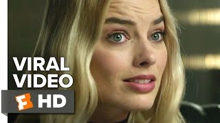 Suicide Squad VIRAL VIDEO - Harley Therapy (2016) Will Smith M...