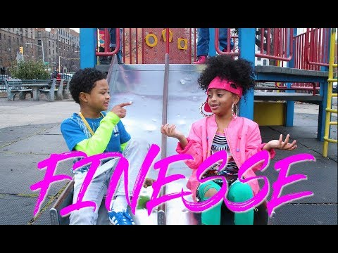 Bruno Mars and CardiB - Finesse Remix with Heaven King