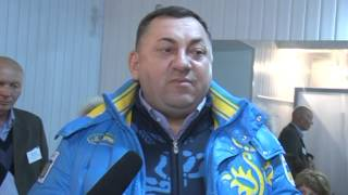 Alexander Gerega voted in Horodok 10/26/2014