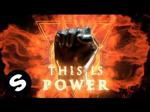 Hardwell & KSHMR - Power (Official Lyric Video) (видео)