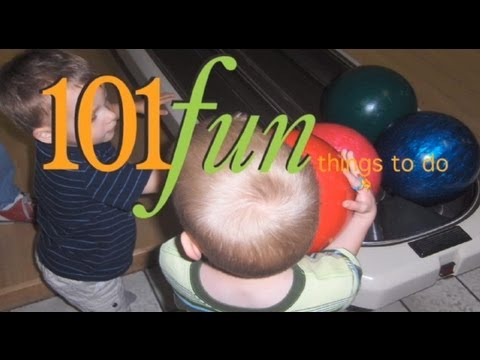 101 FUN THINGS: Beat the heat at the bowling alley