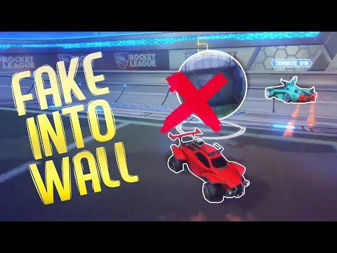 Funny clips - THIS FAKE BROKE HIS NOSE! (Rocket League Funny Moments #15)