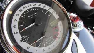 9. HD 1080p ll Harley Davidson Flstc Heritage Softail Classic 2009