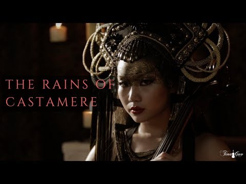 """Ramin Djawadi & George R.R. Martin  """"The Rains of Castamere  (Lannister Song)"""" Cover by Tina Guo"""