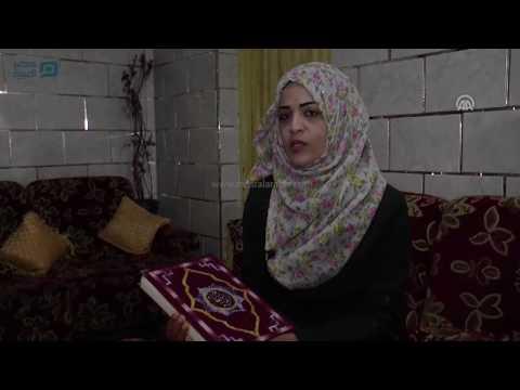 مصر العربية | شابة فلسطينية تدوّن المصحف كاملاً يدوياً بالرسم العثماني
