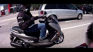 9. Yamaha S Max    Why do I do this?