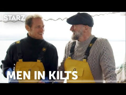 For the Perfect Fishing Trip | Men in Kilts | STARZ