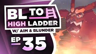DARMANITAN GET HIT WITH ALLA DAT! BL TO HIGH LADDER #35 by PokeaimMD