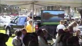 Mobile Advertising Making Florida GREEN