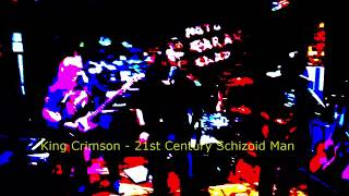 Video Stará škola JINAK - King Crimson 21st. Century Schizoid Man