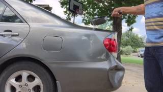 Video LifeHacks - Using Boiling Water to Get Car Dents Out MP3, 3GP, MP4, WEBM, AVI, FLV Agustus 2017