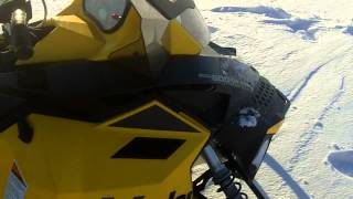 8. Ski-Doo MXZ 600 HO 2013 TNT