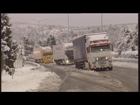 Στο ύψος του Μαρτίνου το χιόνι στους 20 πόντους