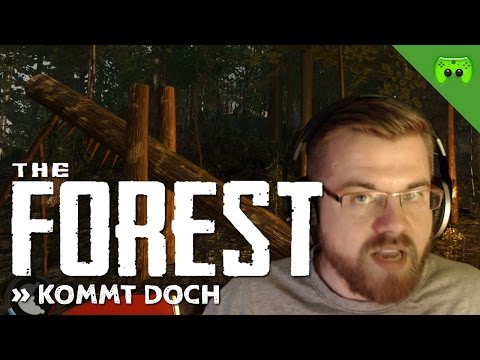 THE FOREST # 24 - Kommt doch «» Let's Play The Forest | HD