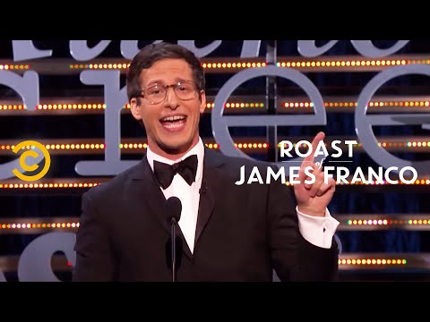 samberg - Andy Samberg gets real with the dais and roasts them like the chickens they are. http://on.cc.com/17Amudb.
