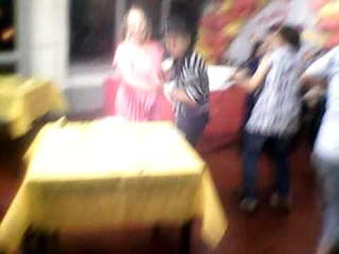 ligeirinho dançando em Fraiburgo