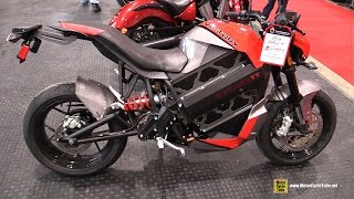 8. 2016 Victory Empulse TT Electric Bike - Walkaround - 2017 Toronto Motorcycle Show