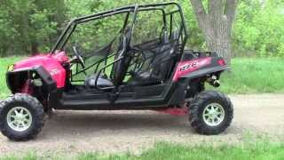 5. 2013 Polaris RZR XP 4 900 TURBO