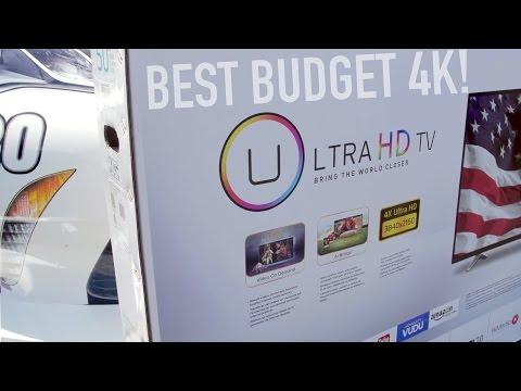 Best Budget 4K TV? 50