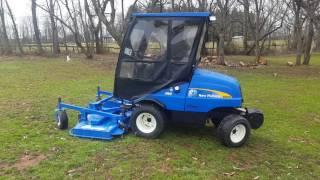 8. New Holland G6030