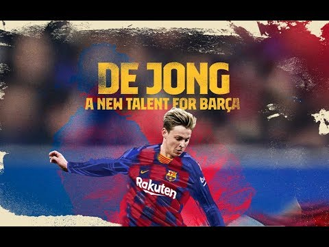 FRENKIE DE JONG | A New Talent For Barça