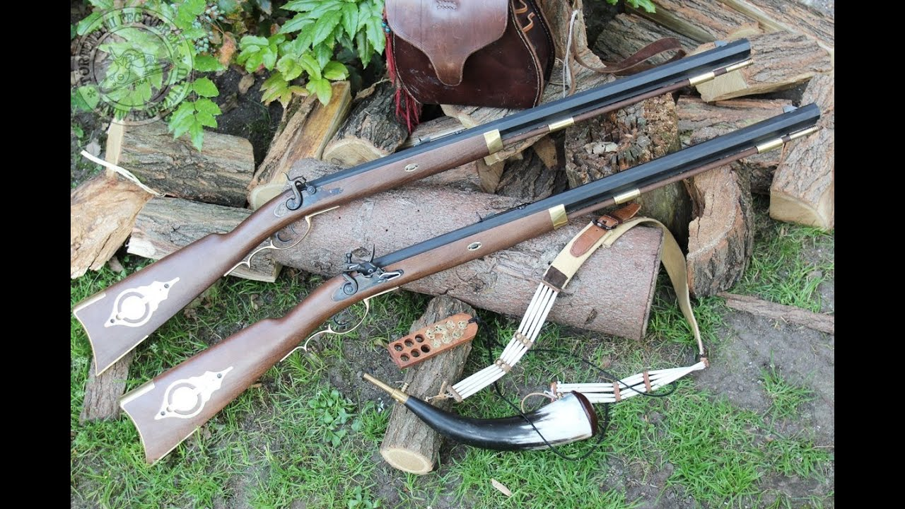 The Pedersoli Traditional Hawken rifle test