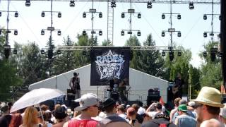 Video Rabies - Mighty Sounds 2015