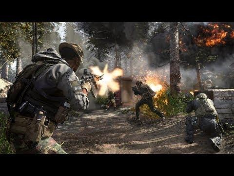 Вышел трейлер мультиплеера новой Call of Duty Modern Warfare