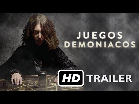 Juegos Demoníacos (Ghoul - 2015) - Trailer subtitulado