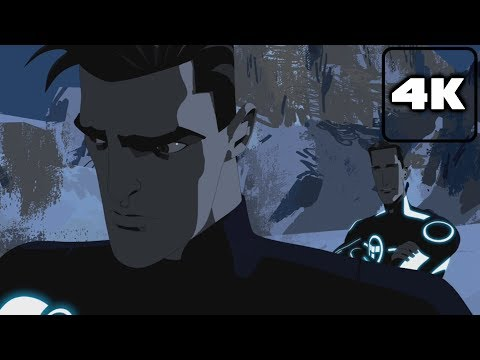 Tron Uprising: All Uprising Scenes 4K