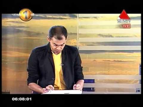 Sirasa Press Release