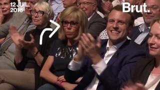 Video Quel rôle joue Brigitte Macron auprès de son mari ? MP3, 3GP, MP4, WEBM, AVI, FLV Mei 2017