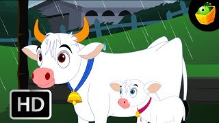 Mazhai - Chellame Chellam - Cartoon/Animated Tamil Rhymes For Kids