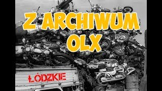 Modelki na Moto - Czyli Z Archiwum OLX #4 Łódźkie