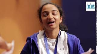 Sahithi Pingali | Grand Award Winner | IRIS 2016