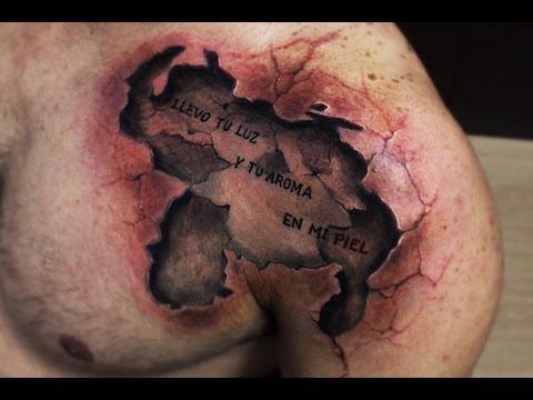 Most Unbelievable Tattoos – Best Tattoo Designs 2014