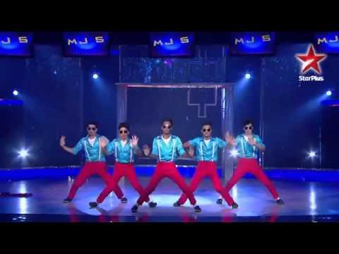 Video MJ5's wonderful dance performance HD 6th July 2013 download in MP3, 3GP, MP4, WEBM, AVI, FLV January 2017