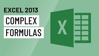 Nonton Excel 2013: Complex Formulas Film Subtitle Indonesia Streaming Movie Download