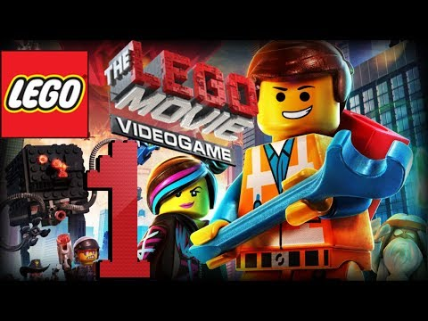 videogame - Let's Play The Lego Movie Videogame [Deutsch/Blind/Wii U Version/Full HD] Part 1: Everything is awesome! ▻ Meinen Kanal abonnieren: http://goo.gl/440Rdg ▻ Fa...