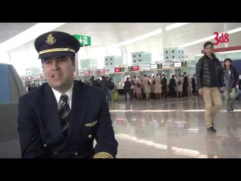 Entrevista a Ivan Dènia, pilot