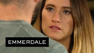 Subscribe now for more! http://bit.ly/1Kyx8Ja As they clean up the pub, Debbie says Ross has never known true love. Ross proves Debbie wrong, by kissing her.From episode 7880/81 broadcast on 18/07/17Like, follow and subscribe to the official Emmerdale YouTube channel!Website: http://bit.ly/1E5Pc8w Facebook: http://on.fb.me/1IPeasP Twitter: http://bit.ly/1PahlPe Instagram: http://bit.ly/2fjDejUGet all the latest news from the Emmerdale village on the official YouTube channel and ITV website. You can also watch clips from the show and get previews on new episodes! We'll also have exclusive interviews from the Emmerdale cast, behind the scenes videos and more! Subscribe and make sure you don't miss out.http://www.itv.comhttp://www.stv.tv