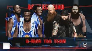 wwe-battleground-2016-predictions-the-new-day-vs-wyatt-family-6-man-tag-match