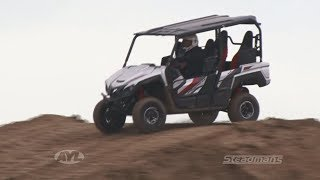 7. Yamaha Wolverine X4 Review
