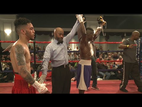Salinas drops 2nd professional fight; overpowered by undefeated Segawa