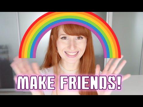 How to make Japanese friends & language partners! ネイティブの言語パートナー探しに最適なアプリ (видео)