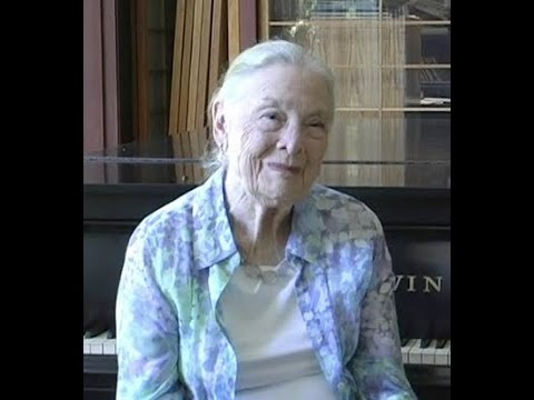Iola Brubeck interview by Monk Rowe